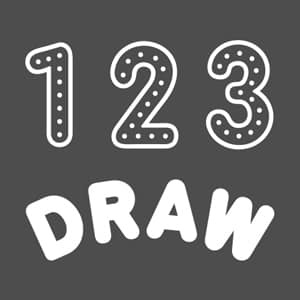 123 Draw - Online Game - Play for Free | Keygames