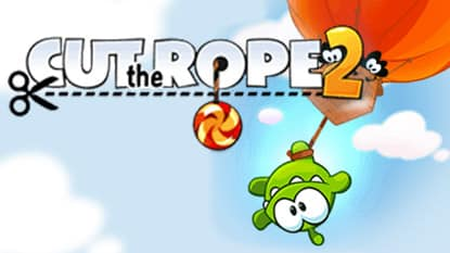 cut the rope free online game