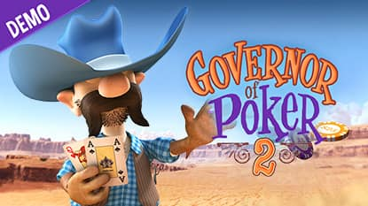 Governor Of Poker 2 Online Game Play For Free Keygames